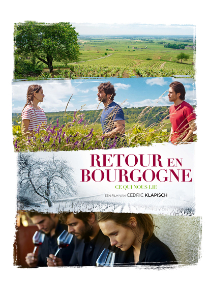 Retour en Bourgogne movie poster