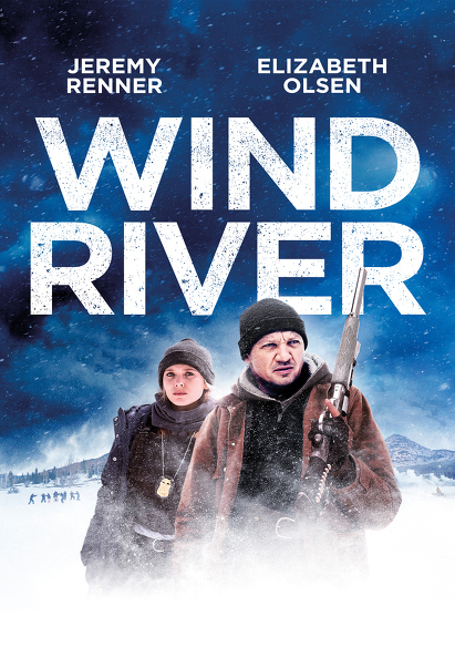 Wind River movie poster