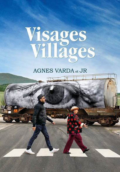 Visages, Villages movie poster