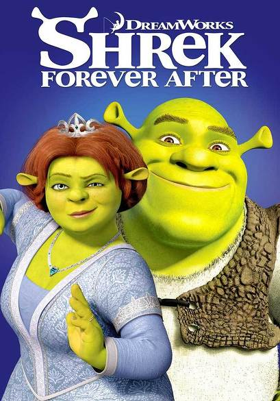 Shrek Forever After (OV) movie poster