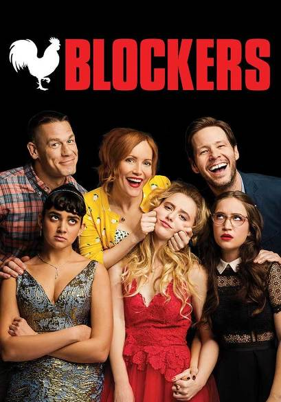 Blockers movie poster