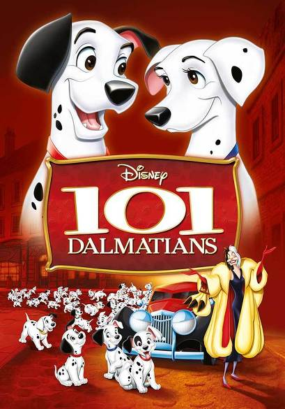 One Hundred and One Dalmatians (OV) movie poster