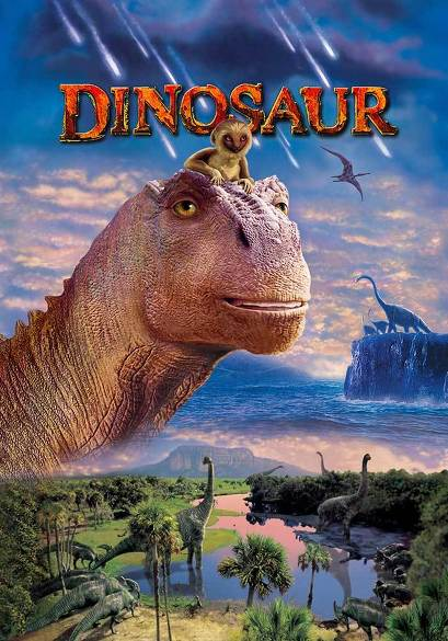 Dinosaur (OV) movie poster