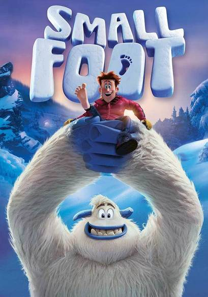 Smallfoot (NL) movie poster