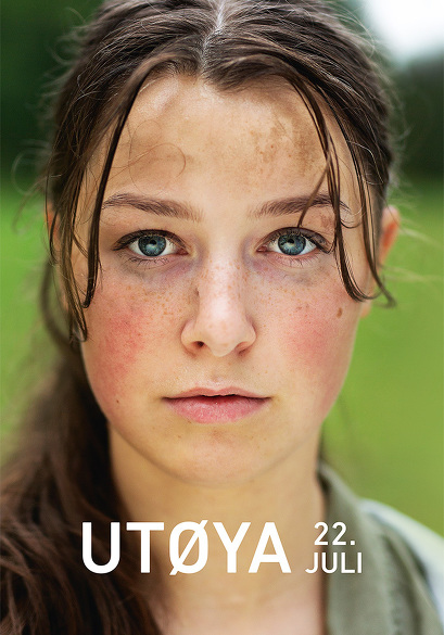 Utoya 22. juli movie poster
