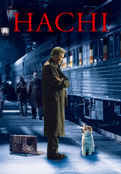 Hachi: a Dog's Story movie poster