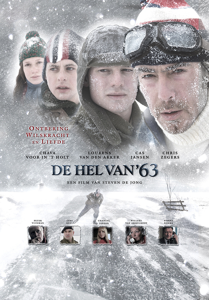 De Hel van '63 movie poster
