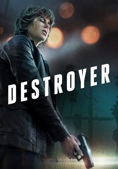 Destroyer movie poster