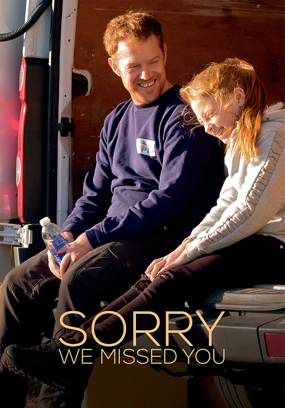 Sorry We Missed You movie poster