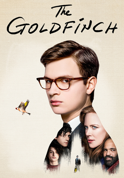 The Goldfinch movie poster