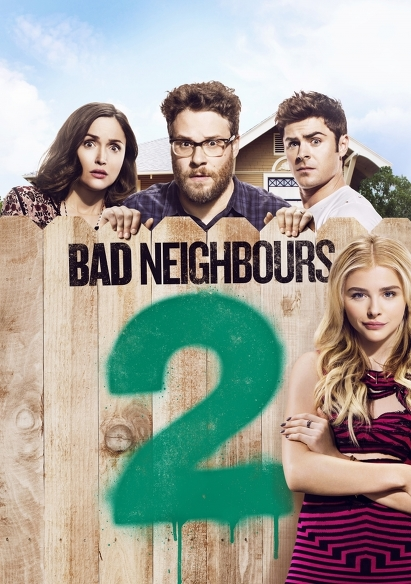 Bad Neighbours 2 movie poster