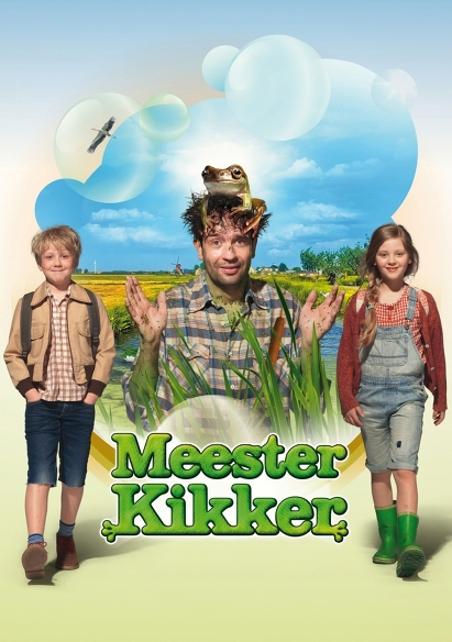 Meester Kikker movie poster
