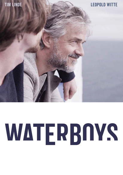 Waterboys movie poster