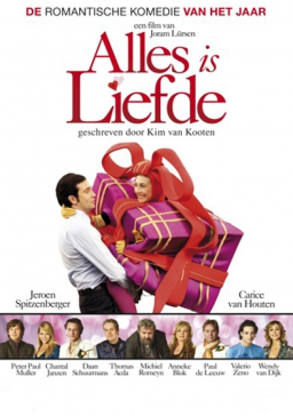 Alles is Liefde movie poster