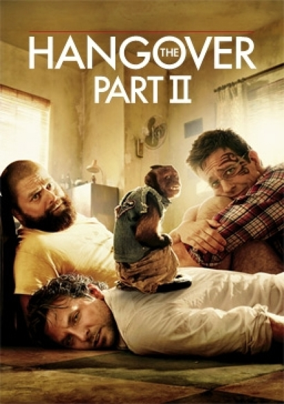 The Hangover 2 movie poster