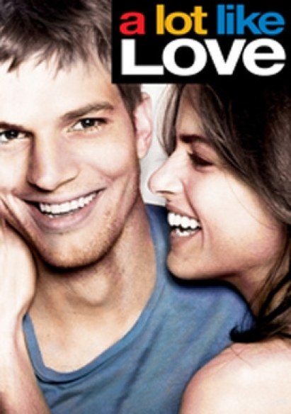 A Lot Like Love movie poster