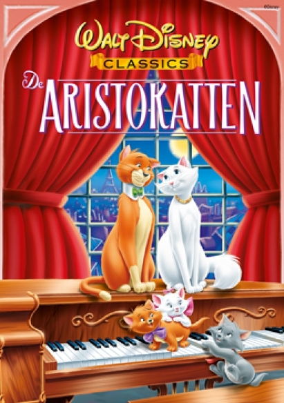 De Aristokatten movie poster