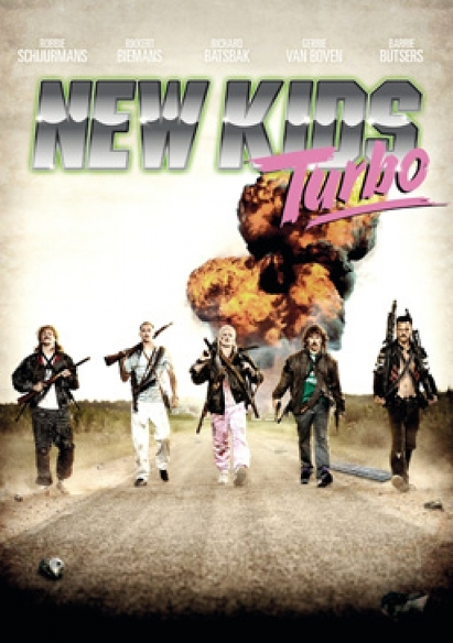 New Kids Turbo movie poster