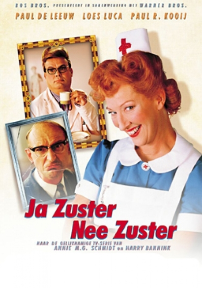 Ja Zuster Nee Zuster movie poster