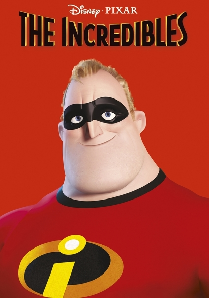 The Incredibles (OV) movie poster