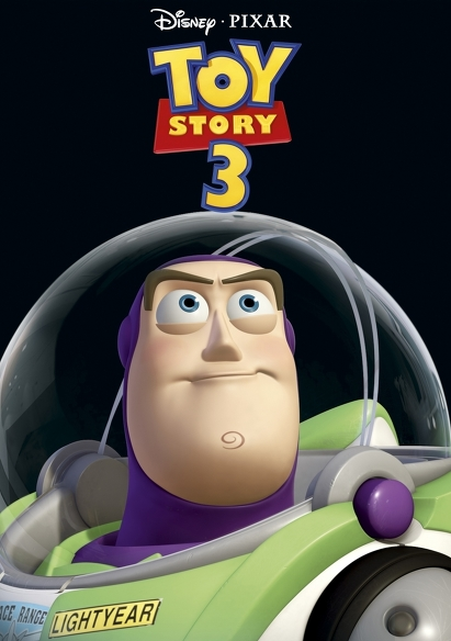 Toy Story 3 (NL) movie poster