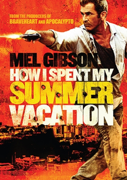 How I Spent My Summer Vacation movie poster