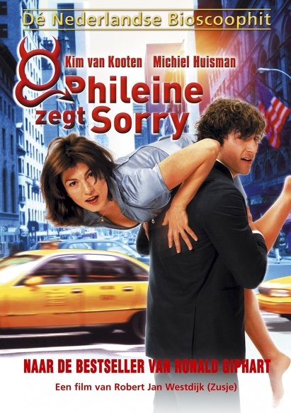 Phileine Zegt Sorry movie poster