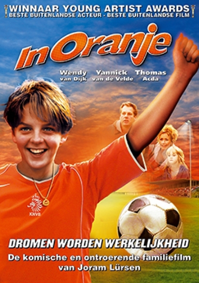 In Oranje movie poster