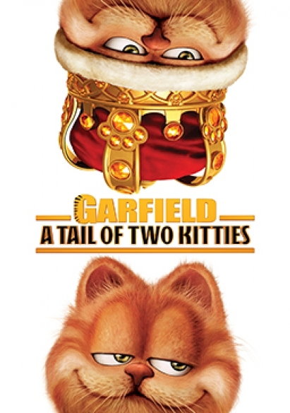 Garfield: A Tail of Two Kitties (OV) movie poster