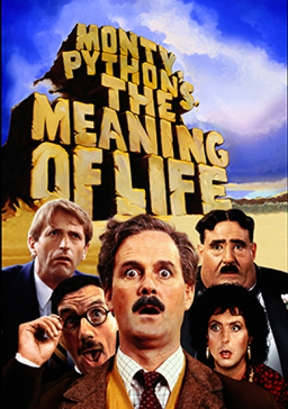 Monty Python's the Meaning of Life movie poster