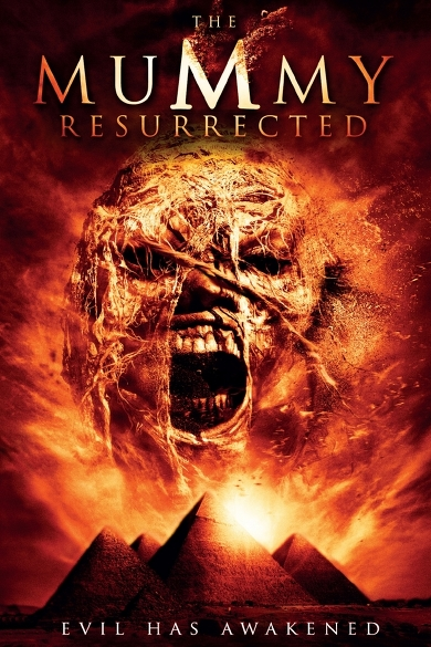 The Mummy Resurrected movie poster